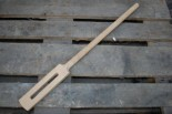 Wooden agitator for a fiel kitchen 75cm